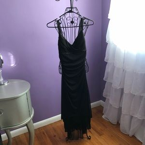 Ruby Rox prom/special occasion black dress